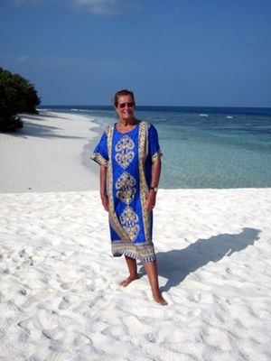 Thai Cotton kaftan