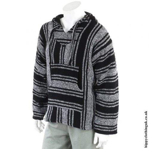 New-Mexican-Jerga-Baja-Hooded-Hippy-Festival-Top-Black-and-White