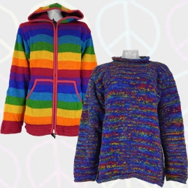 Other wool jackets and Tops