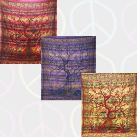 Tree of Life Throws