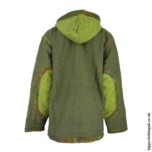 Two-Tone-Green-Turtle-Jacket-Back