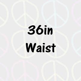 Tie Dye Hot Pants/Shorts 36in Waist