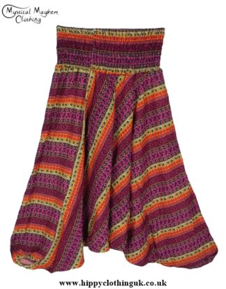 Hippy Style HaremTrousers