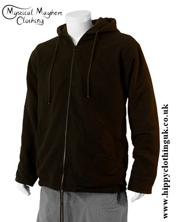 Greenman Cotton Lined Hooded Jacket 2