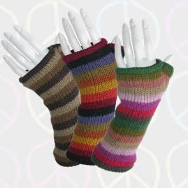 Tube Gloves, Wrist Warmers