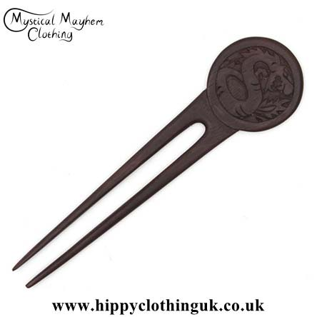 Dragon-wooden-hippy-Hair-Fork---Edited