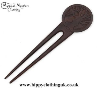 Tree-of-Life-wooden-hippy-Hair-Fork---Edited