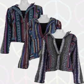 Gringo Short Thick Weave Cotton Jacket