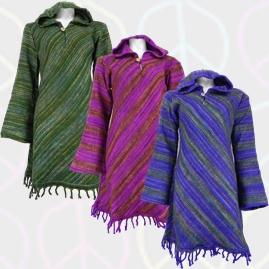 Cashmelon Pixie Hooded Hippy Dress/Top