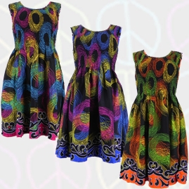 Short Hippy Dresses