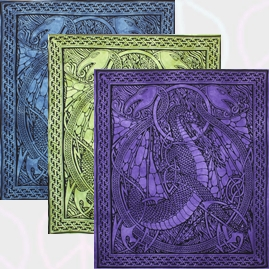 Dragon Throws