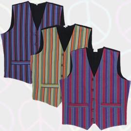 Striped Waistcoats