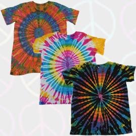 Tie Dye T-Shirts tops