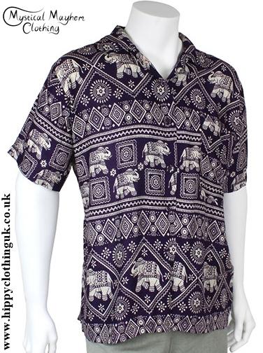 Thai Short Sleeve Shirt Example 1