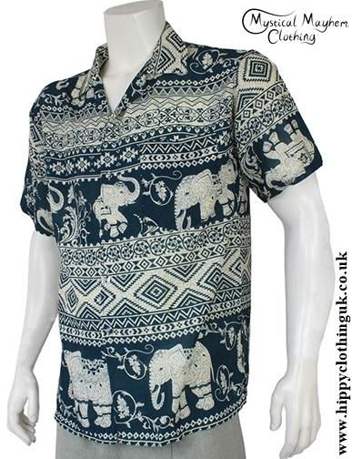 Thai Short Sleeve Shirt Example 2