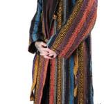 Hippy Jedi Cloak - Long Jacket