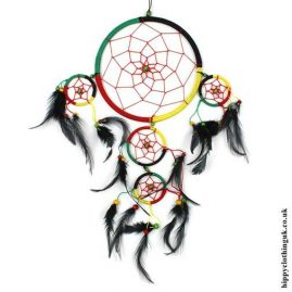 5-Ring-Rasta-Dreamcatcher