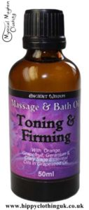 Ancient Wisdom Toning & Firming Massage and Bath Essential Oil 50ml