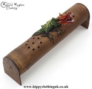 Dragon Incense Box, Incense Burner, Incense Ash Catcher