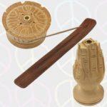 Tibetan Incense Holders