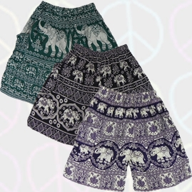 Male Thai Hippy Shorts