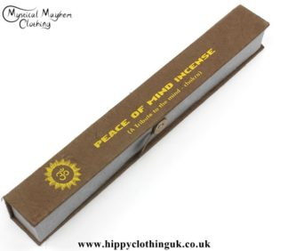 Peace of Mind Traditional Incense Sticks, A tribute to the Mind - Chakra
