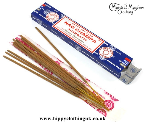 Satya Sai Baba brand of Nag Champa Incense Sticks