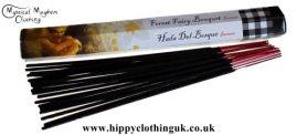 White Magic Incense Sticks Forest Fairy Bouquet