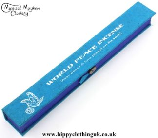 World Peace Traditional Incense Sticks, May peace and love prevail on the earth