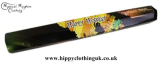 Dawn of Time Incense Joss Sticks Happy Holiday