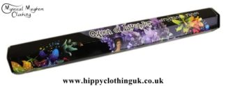 Dawn of Time Incense Joss Sticks Queen of Lavender