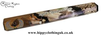 Dawn of Time Incense Joss Sticks Royal Cinnamon Spice