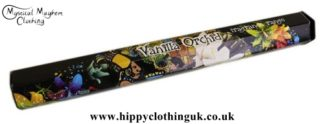 Dawn of Time Incense Joss Sticks Vanilla Orchid