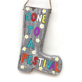 Gone-to-a-Festival-Plaque