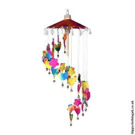 Multicolour-Chickens-Saa-Paper-Mobile
