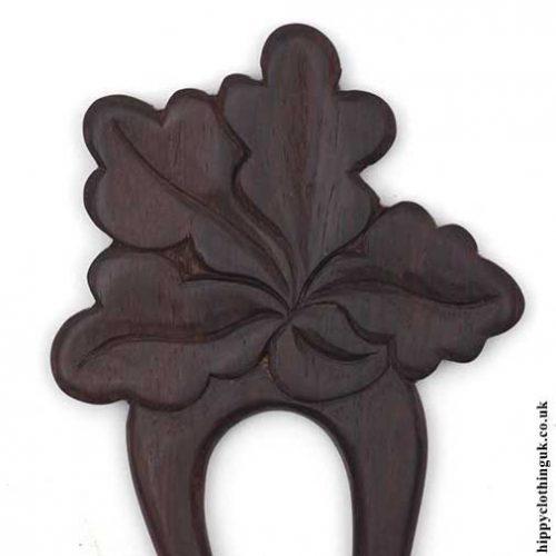 Oak-Leaf-Hair-Fork-Closeup