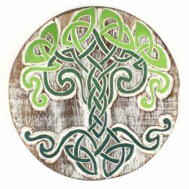 Round-Celtic-Tree-of-Life-Handmade-Wooden-Plaque