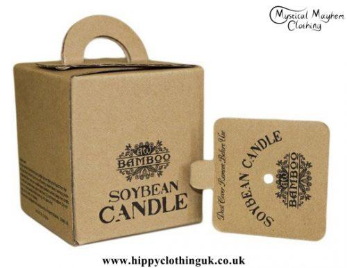 Soya Bean Candle Display box