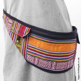 Tibetan-Patterned-Material-Cash-Bag