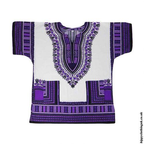 White-Short-Sleeve-Dashiki-Shirt
