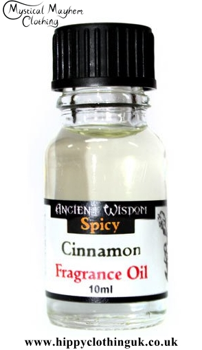 Cinnamon Spicy Fragrance Oil for Oil Burners