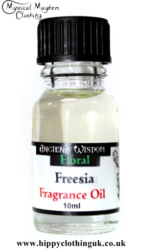 Freesia Floral Fragrance Oil for Oil Burners