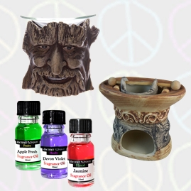 Oil Burners and Fragrance Oils
