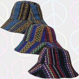Cotton Gheri Floppy Hippy Hats