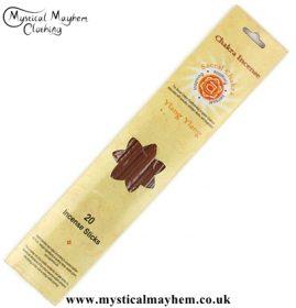Sacral Chakra Ylang Ylang Incense Sticks