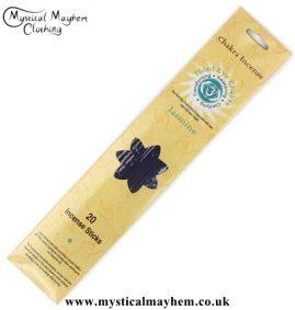 Third Eye Chakra Jasmine Incense Sticks