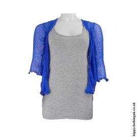 Royal-Blue-Bali-Knit-Shrug