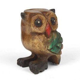 Small-Handmade-Acacia-Wood-Hooting-Owl-Instrument