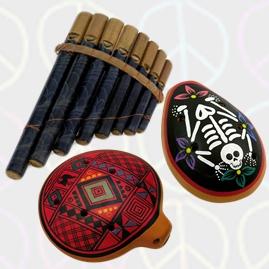 Handmade Wind Instruments