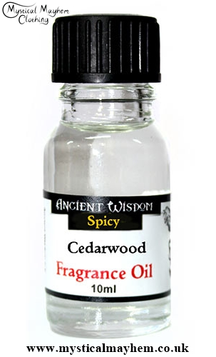 Cedarwood Spicy Fragrance Oil for Oil Burners